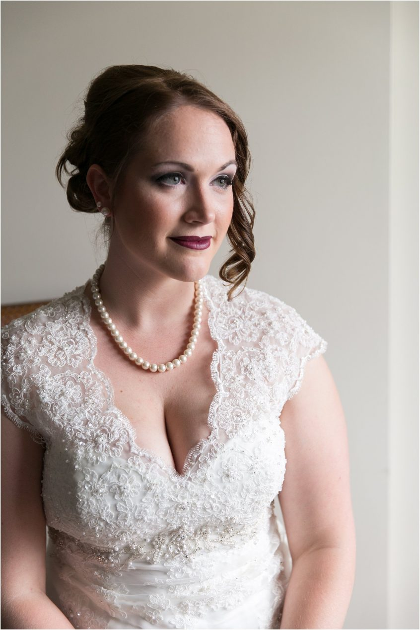 virginia beach wedding seabreeze damn neck bridal portrait