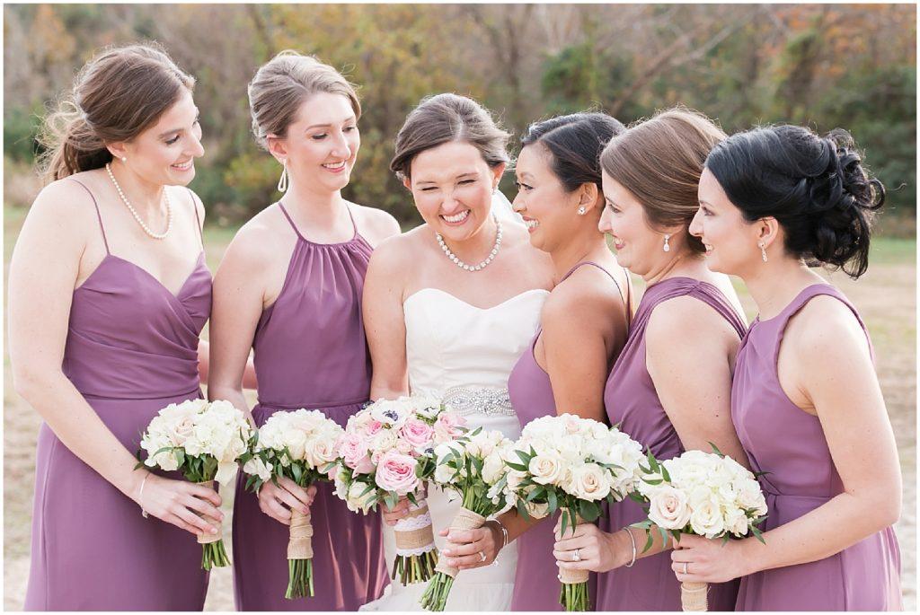 Williamsburg winery wedding day, bridal party candid photography, Jessica Ryan photography, Williamsburg wedding