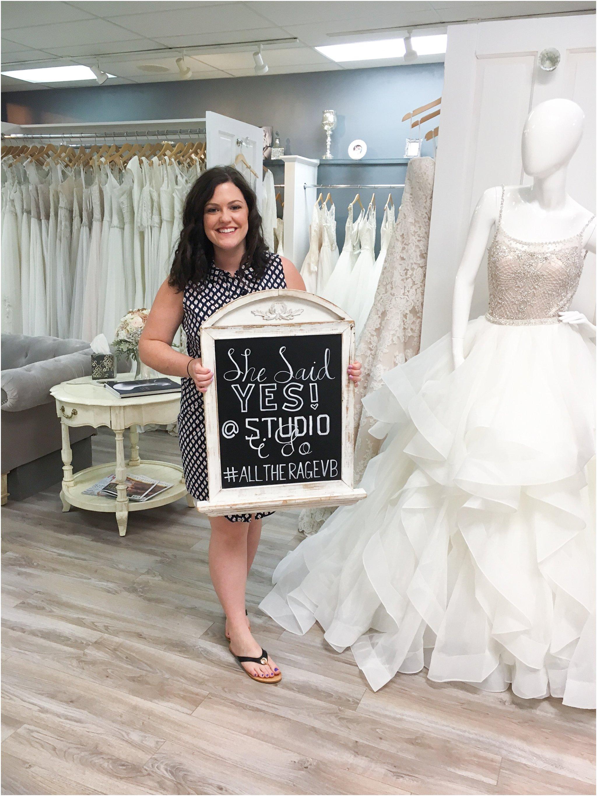 studio i do wedding dress she said yes to the dress sign