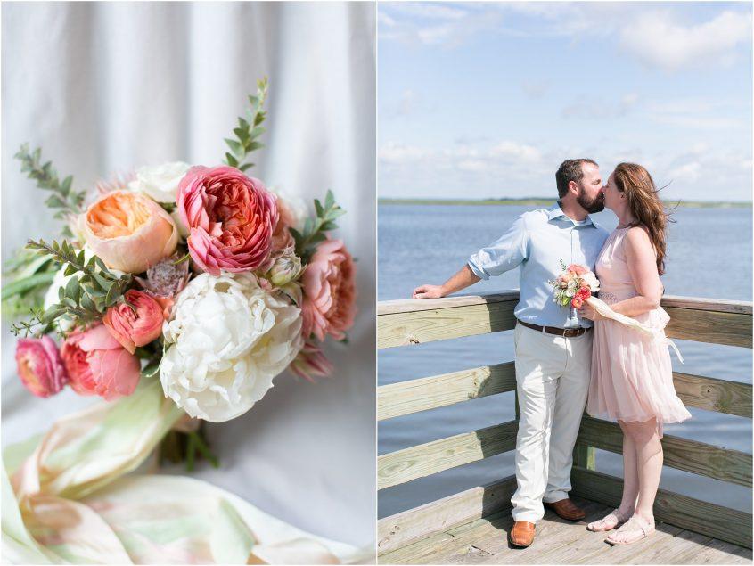 fernandina beach florida amelia island wedding downtown bride and groom portrait wedding bouquet bridal bouquet
