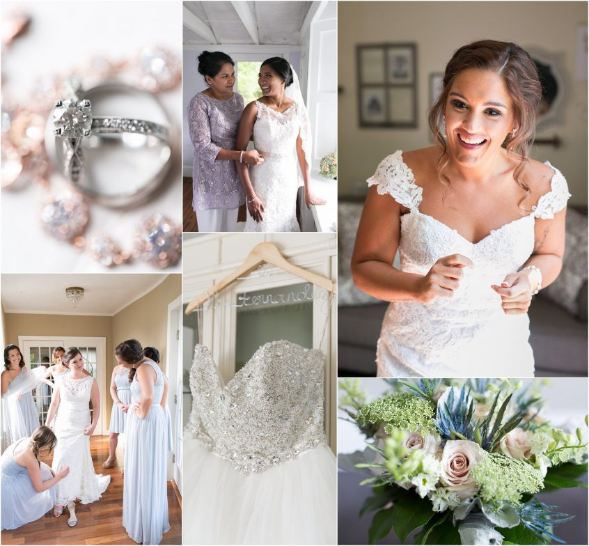 bridal details and tips to enjoy your wedding day