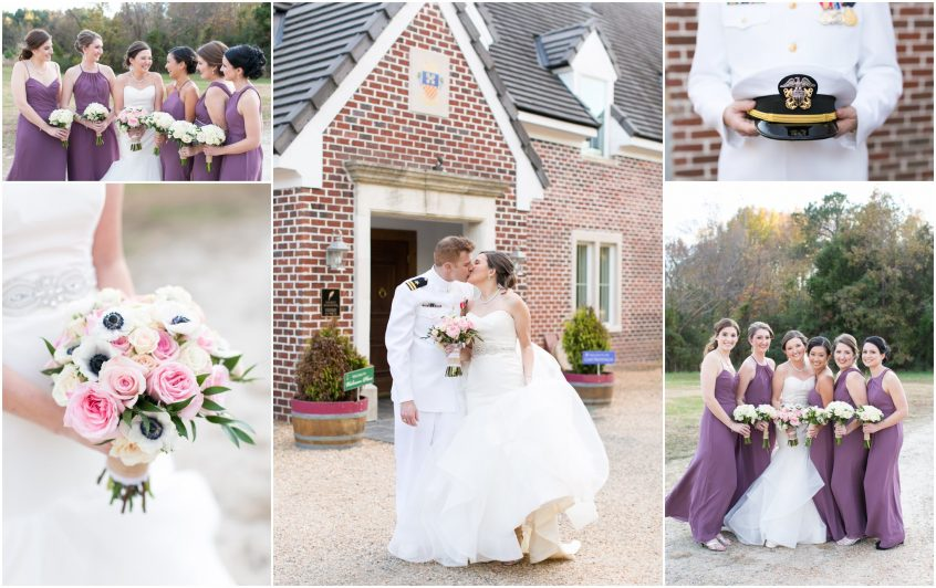 williamsburg virginia winery wedding blush by hayley paige wedding dress