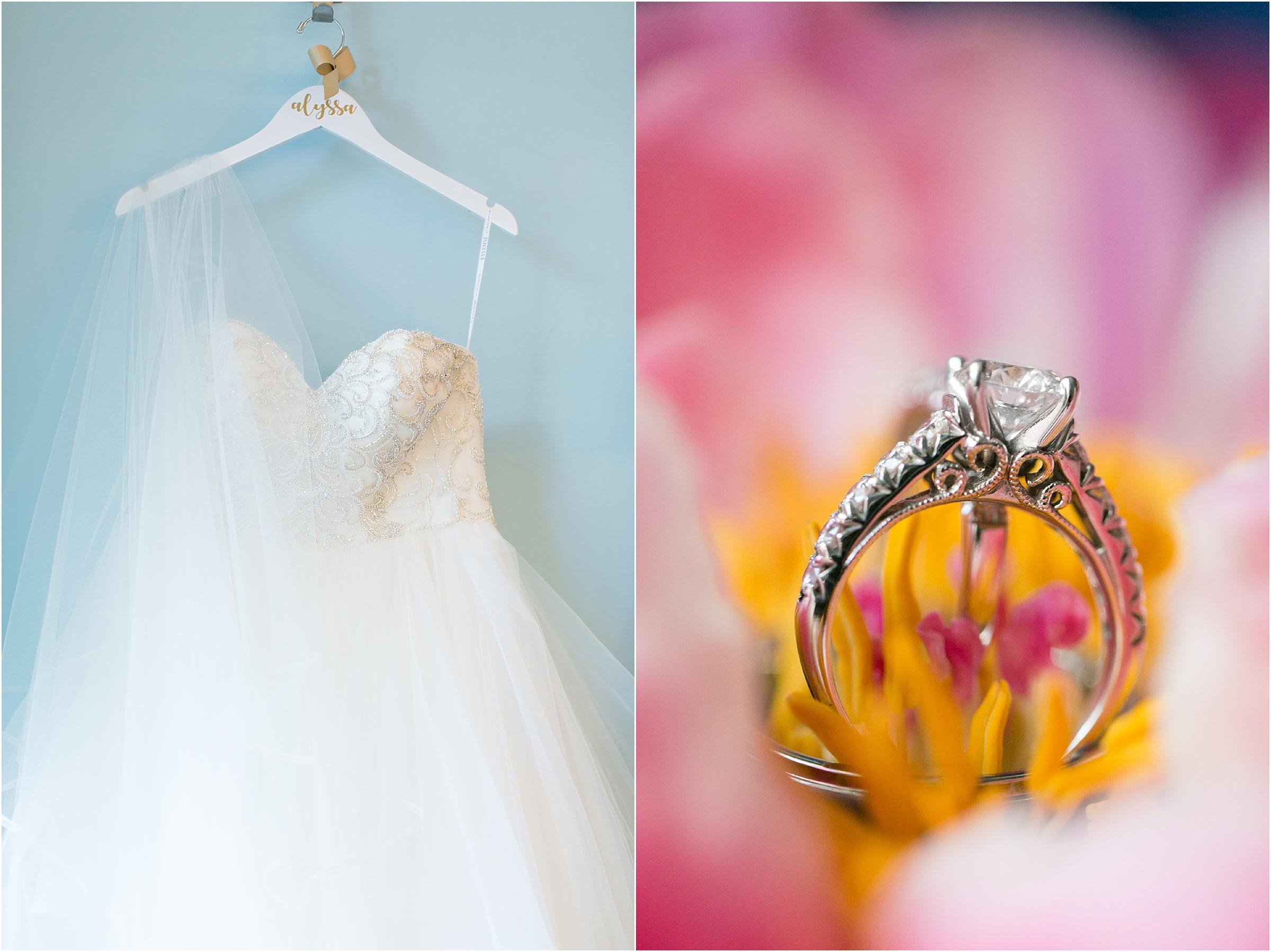 Chrysler Museum of Art Wedding Photography Maya Couture Wedding Dress