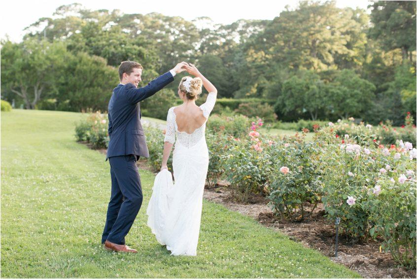 botanical gardens wedding photography norfolk virginia rose garden wedding jessica ryan photography