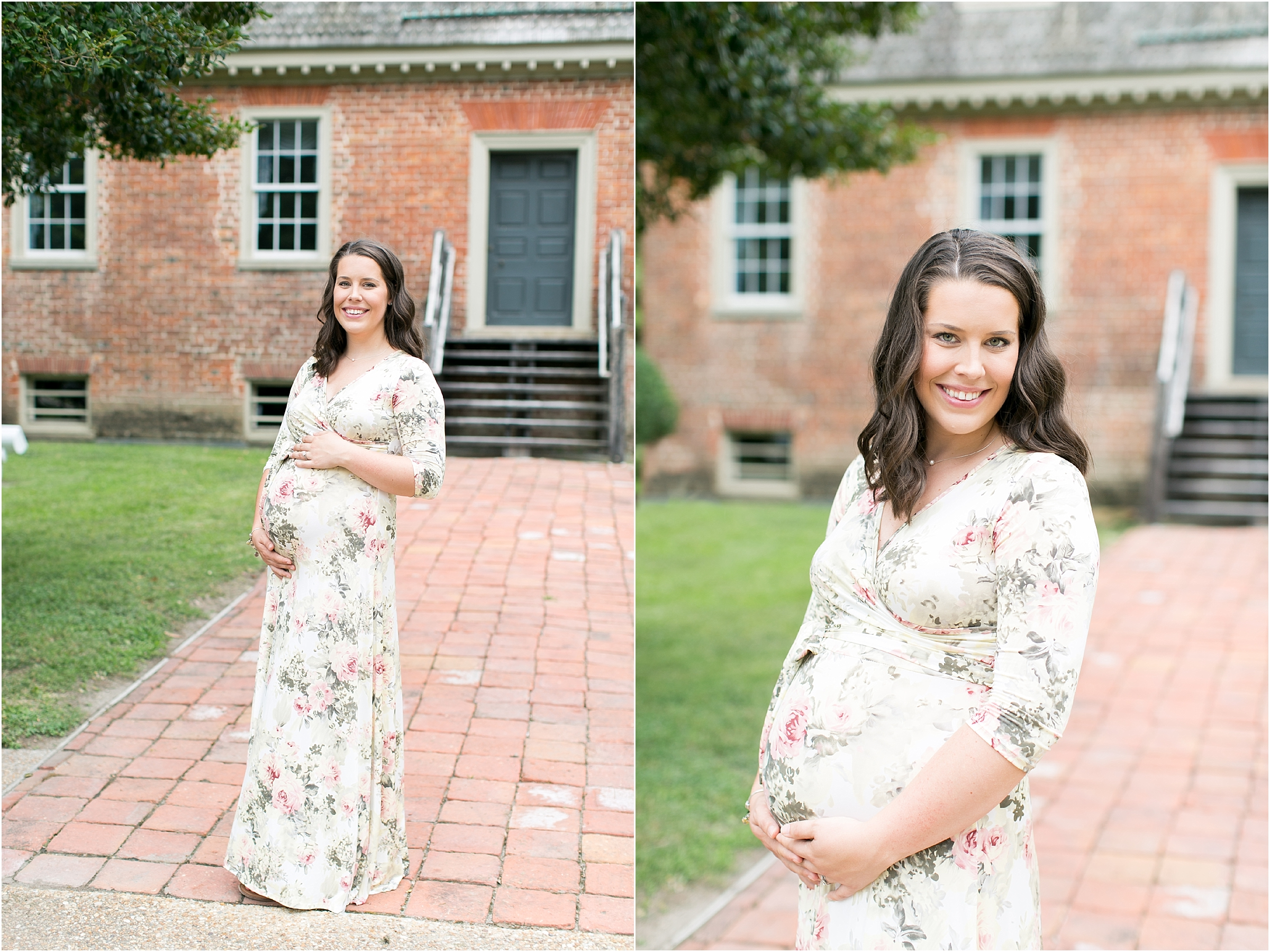 francis land house maternity portrait jessica ryan photography virginia