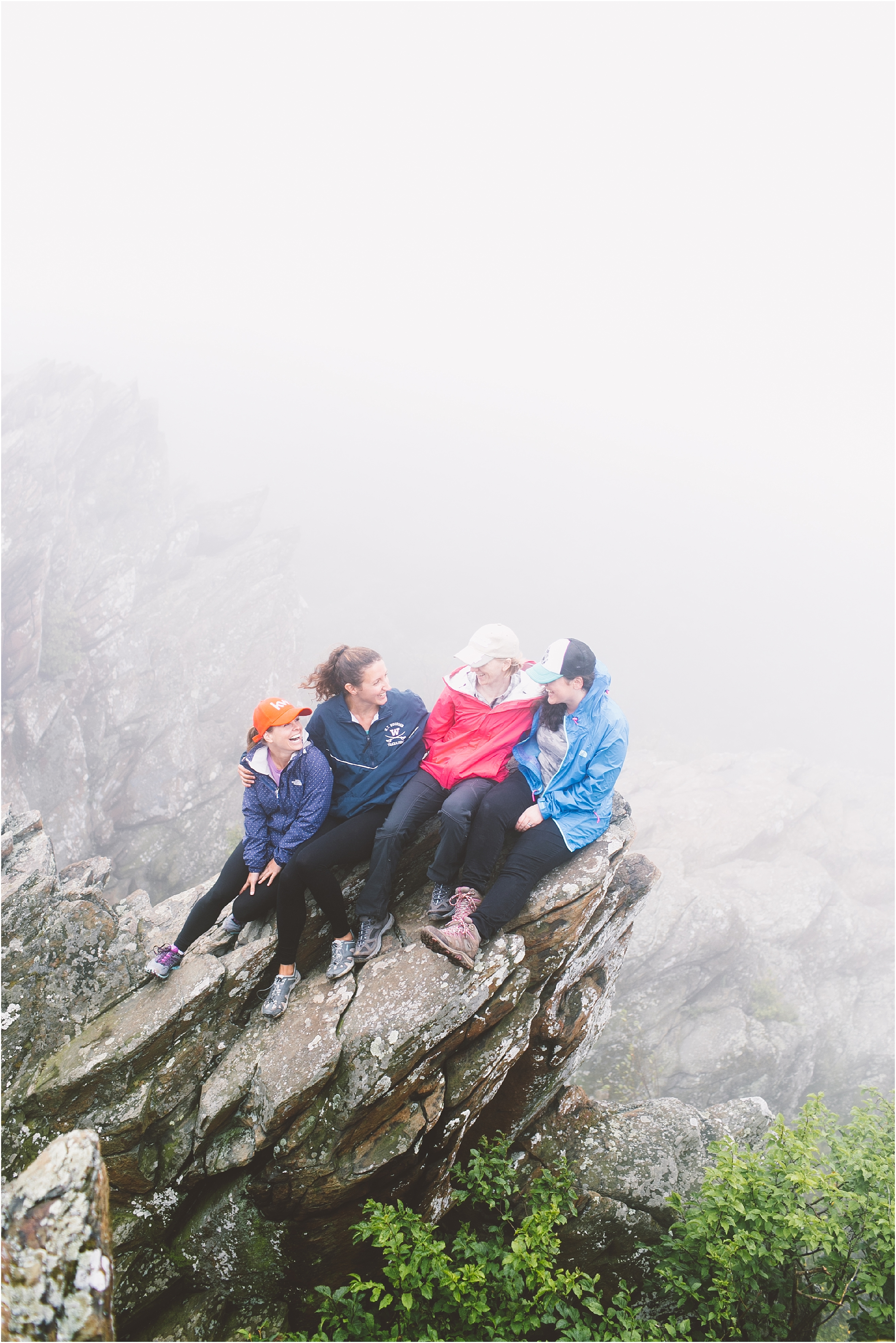 humpback rocks hike women hiking group her hike collective blue ridge parkway