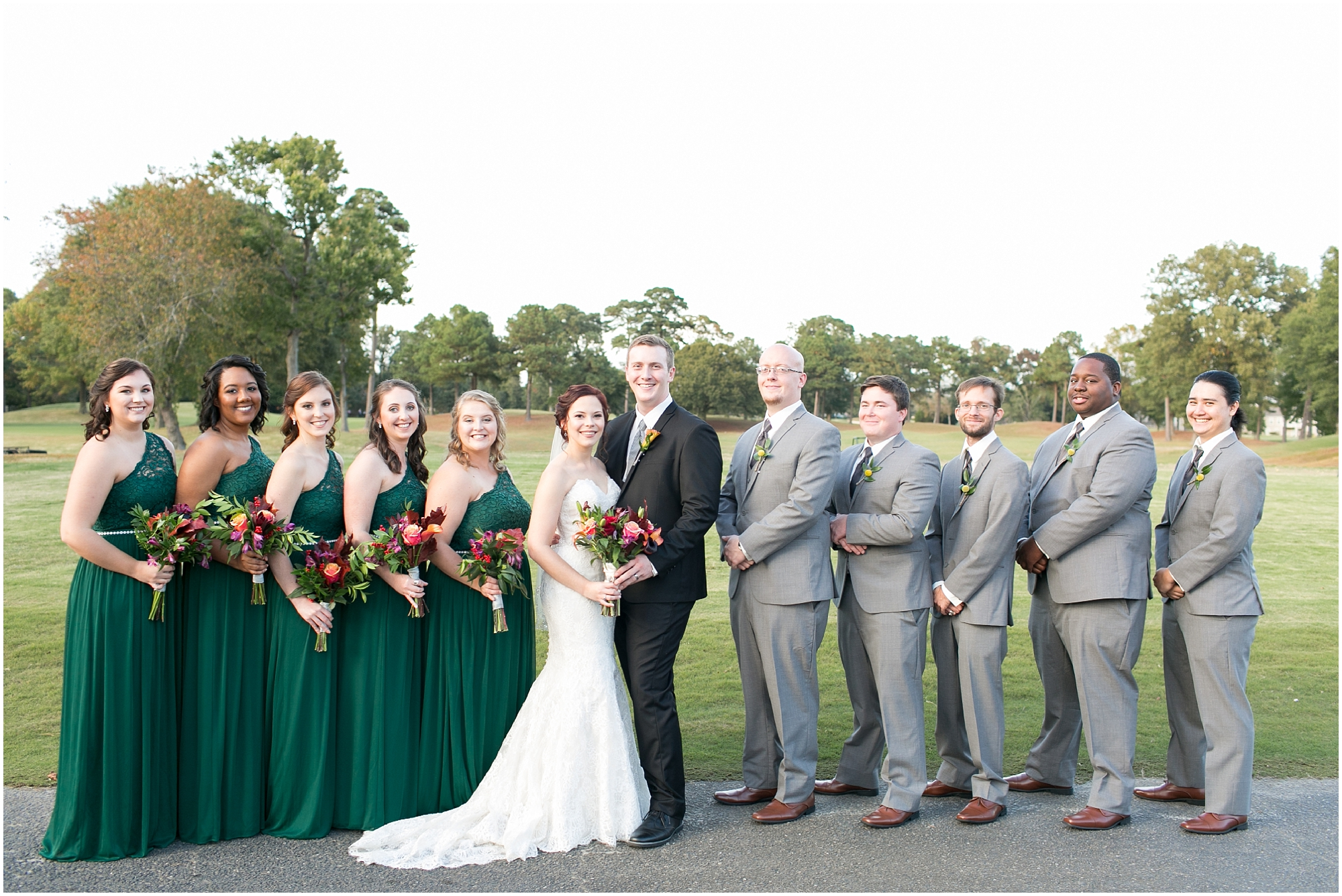 cypress point country club wedding virginia beach jessica ryan photography