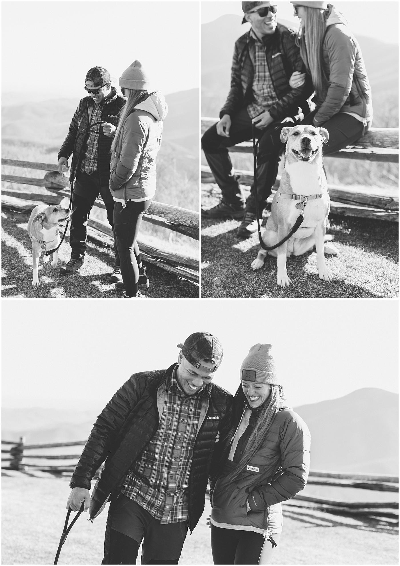 wintergreen resort couple hiking photography jessica ryan photography