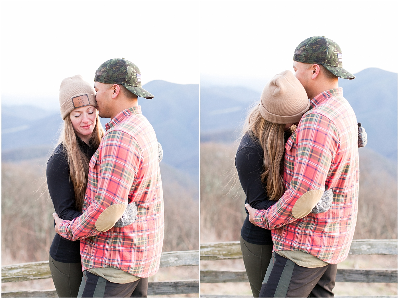 virginia engagement photography wintergreen resort couple hiking photography jessica ryan photography