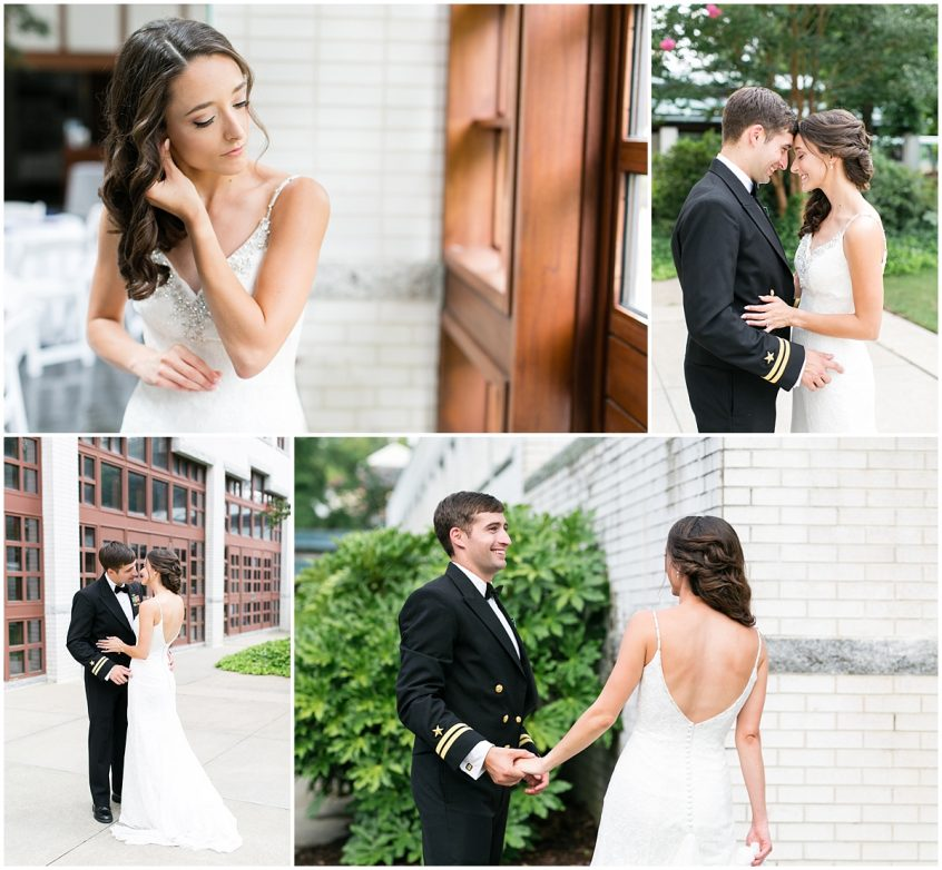 musuem of contemporary art wedding, MOCA wedding, virginia beach wedding