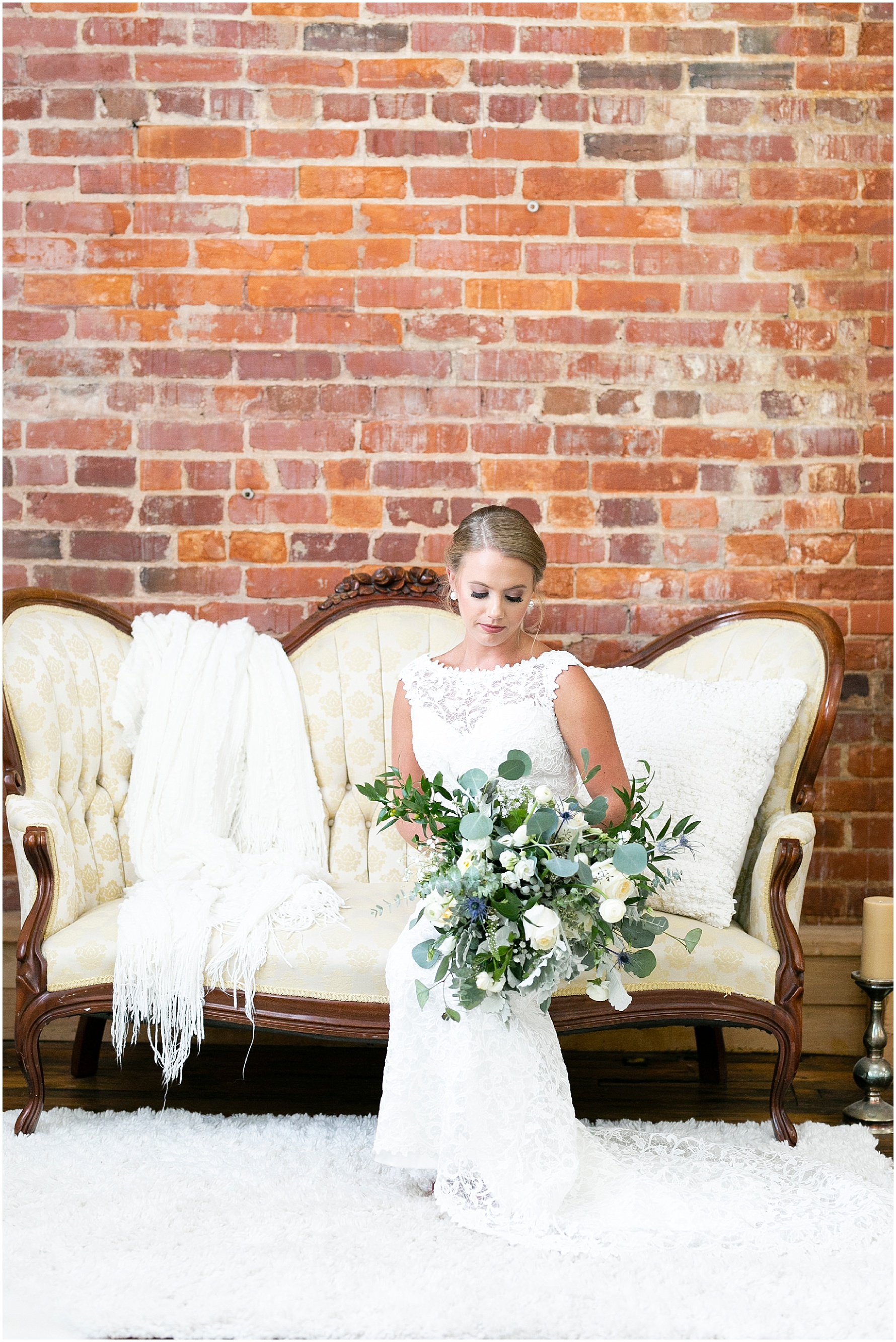 studio at wharf hill bridal portrait, Jessica Ryan photography