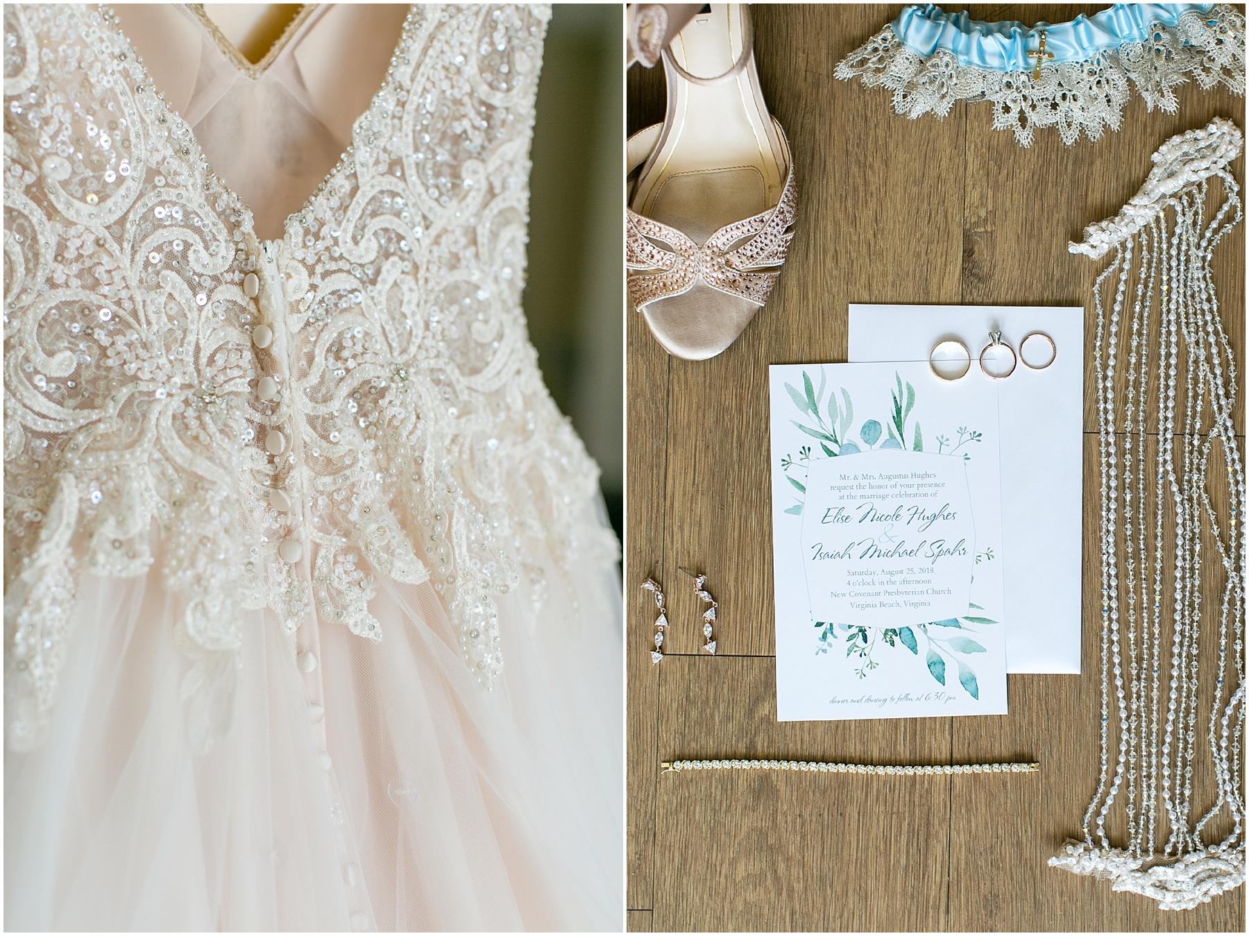 virginia beach wedding photography, here and now bridal wedding dress