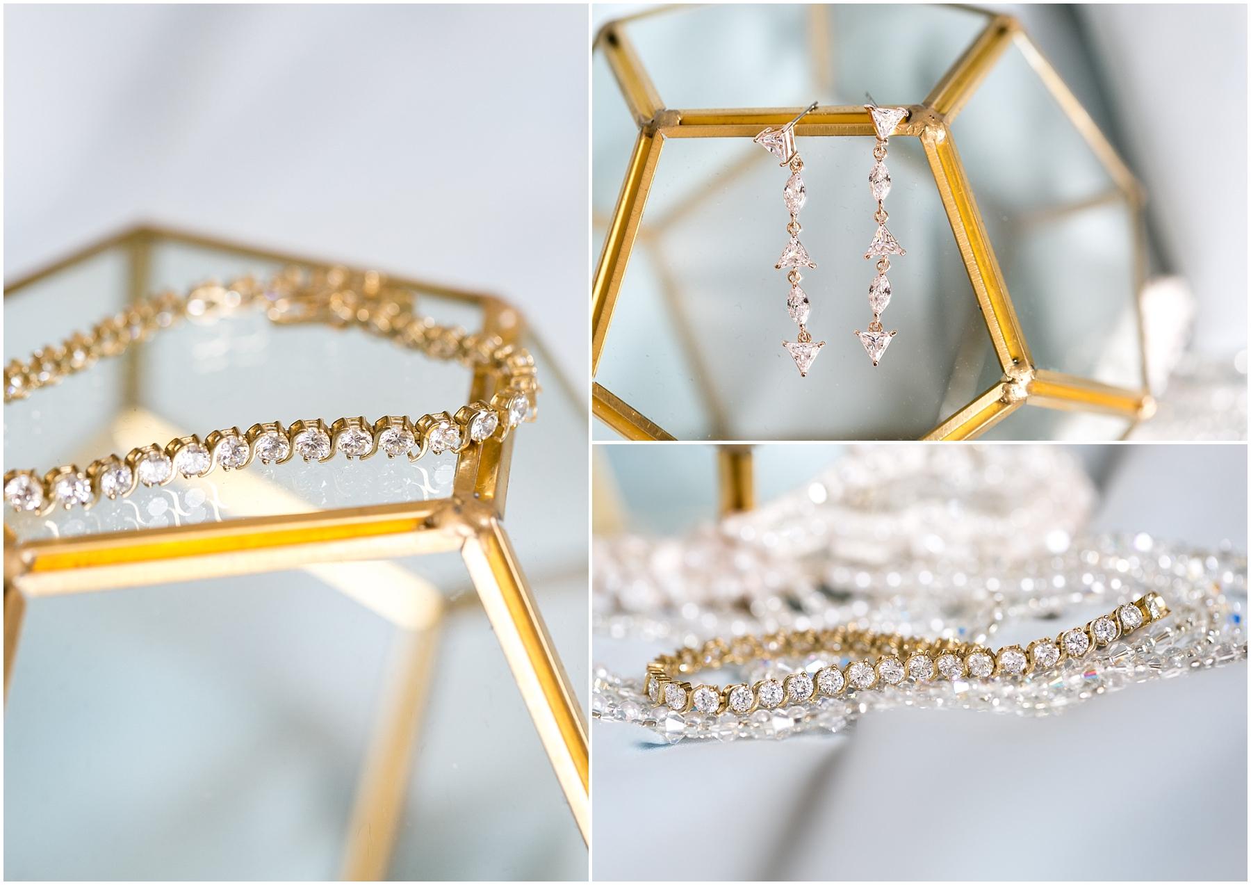 virginia beach wedding photography, wedding details, rose gold wedding decor