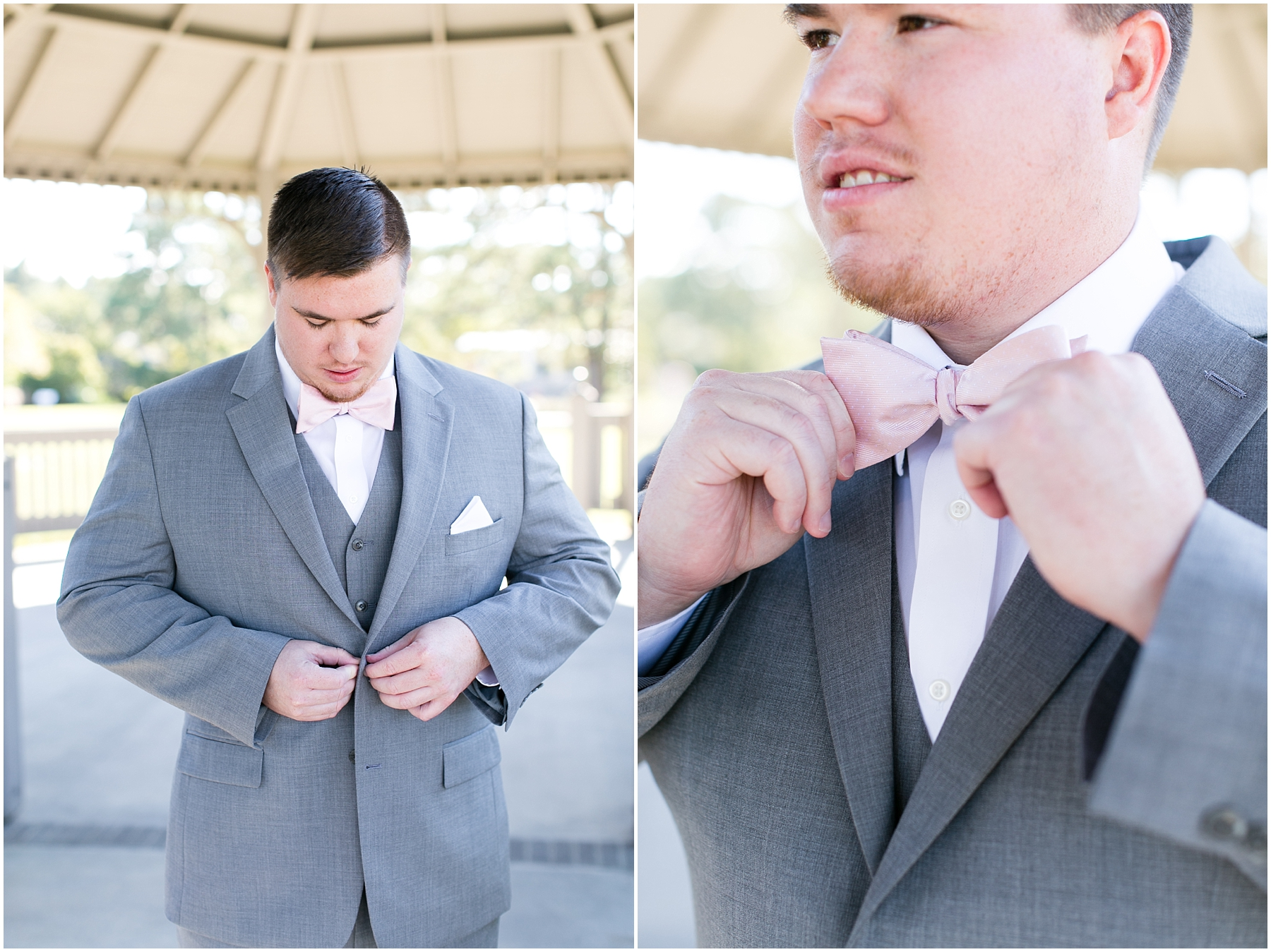 groom getting ready at norfolk botanical gardens wedding day, candid wedding photography, jessica ryan photography