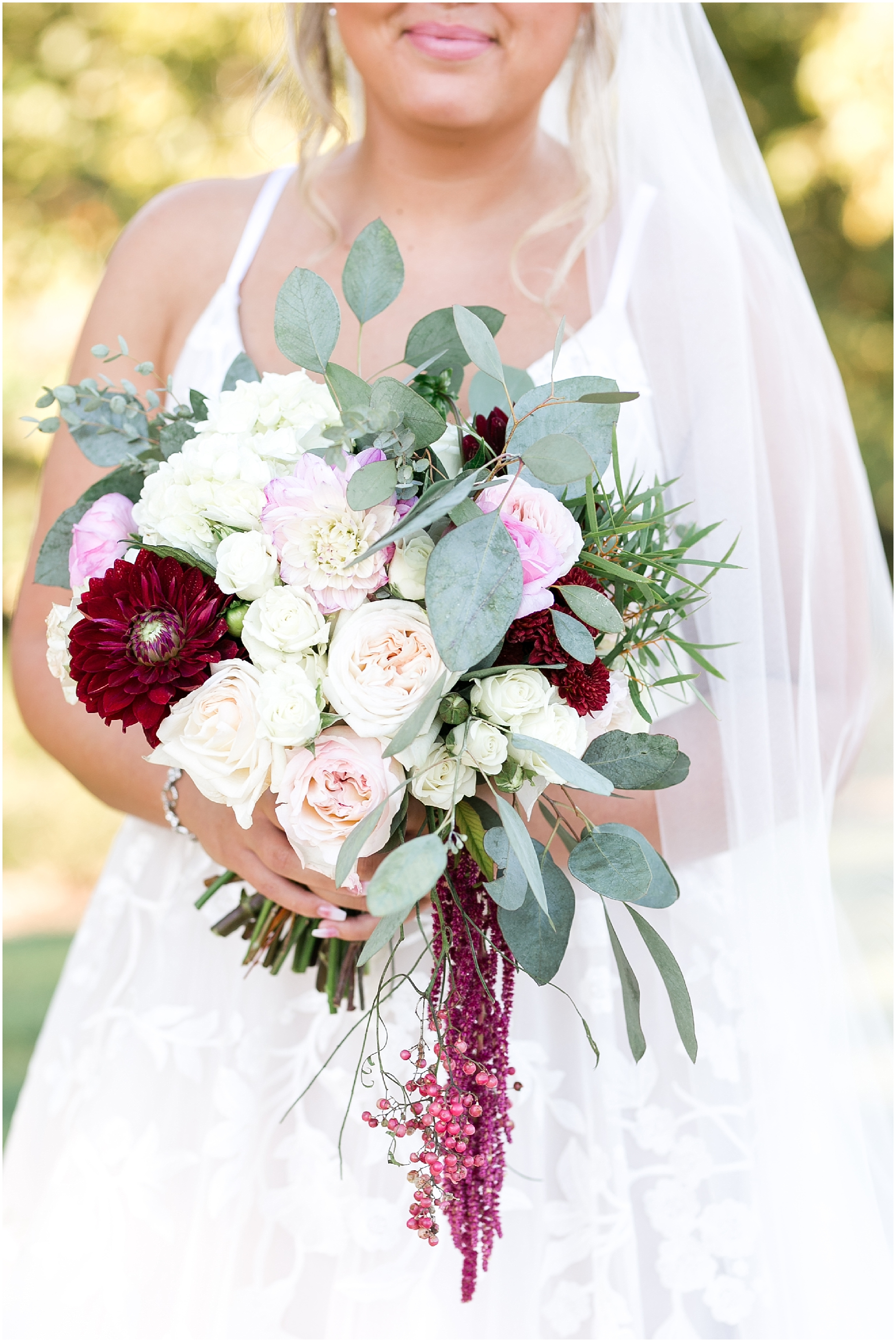 bridal portraits at norfolk botanical gardens wedding day, jessica ryan photography, fluttering flowers, blush by hayley paige, flawless onsite, blushtones, jessica ryan photography