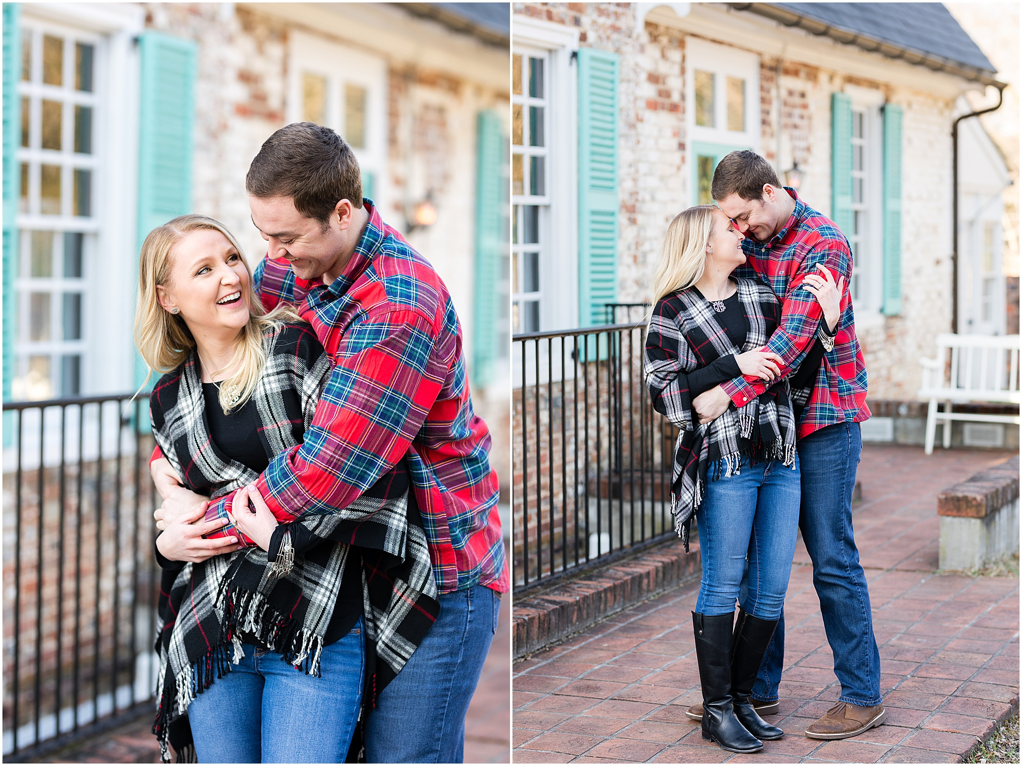 historic Yorktown engagement photography, virginia engagement photographer