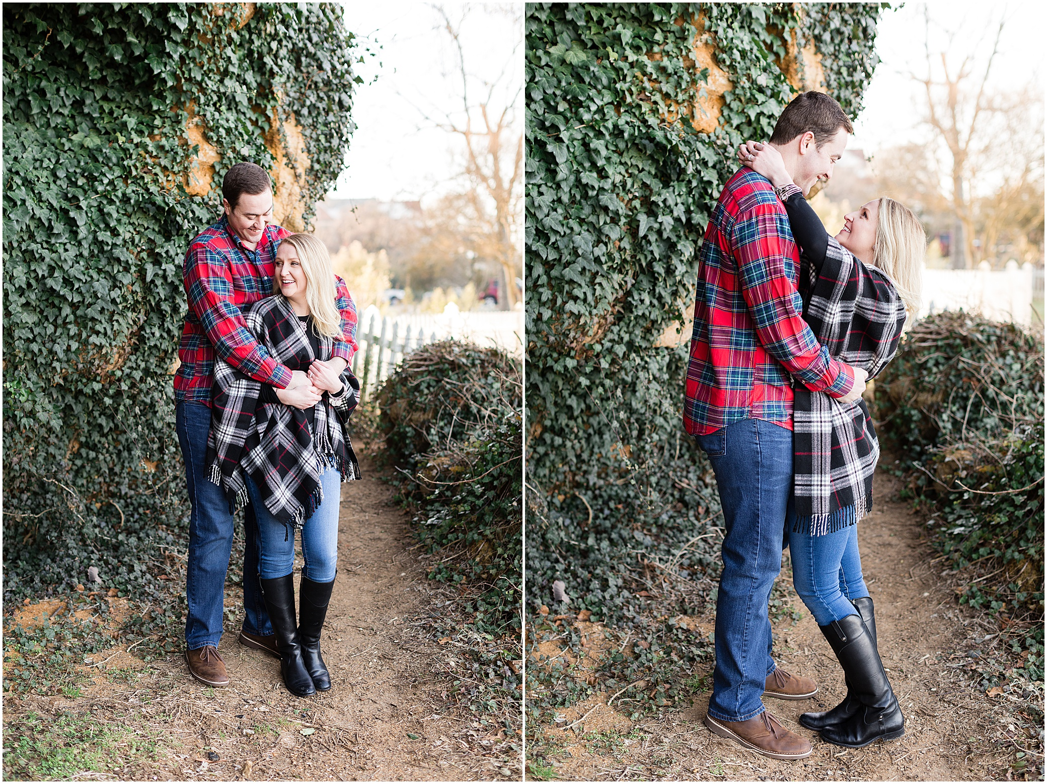 historic Yorktown engagement photography, virginia engagement photography
