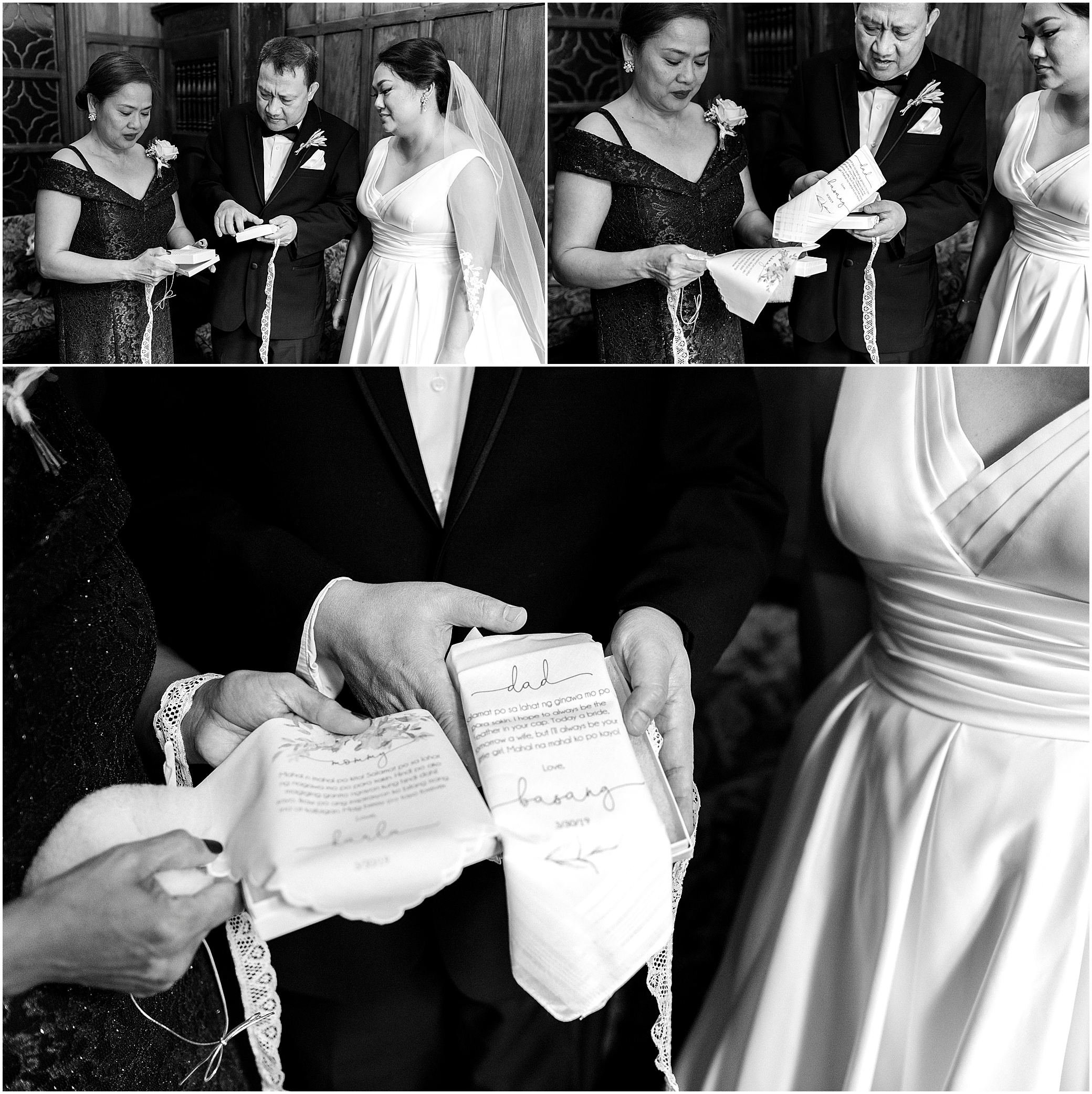 bride getting into her wedding dress, spring wedding at the hermitage museum and gardens, Jessica Ryan photography,