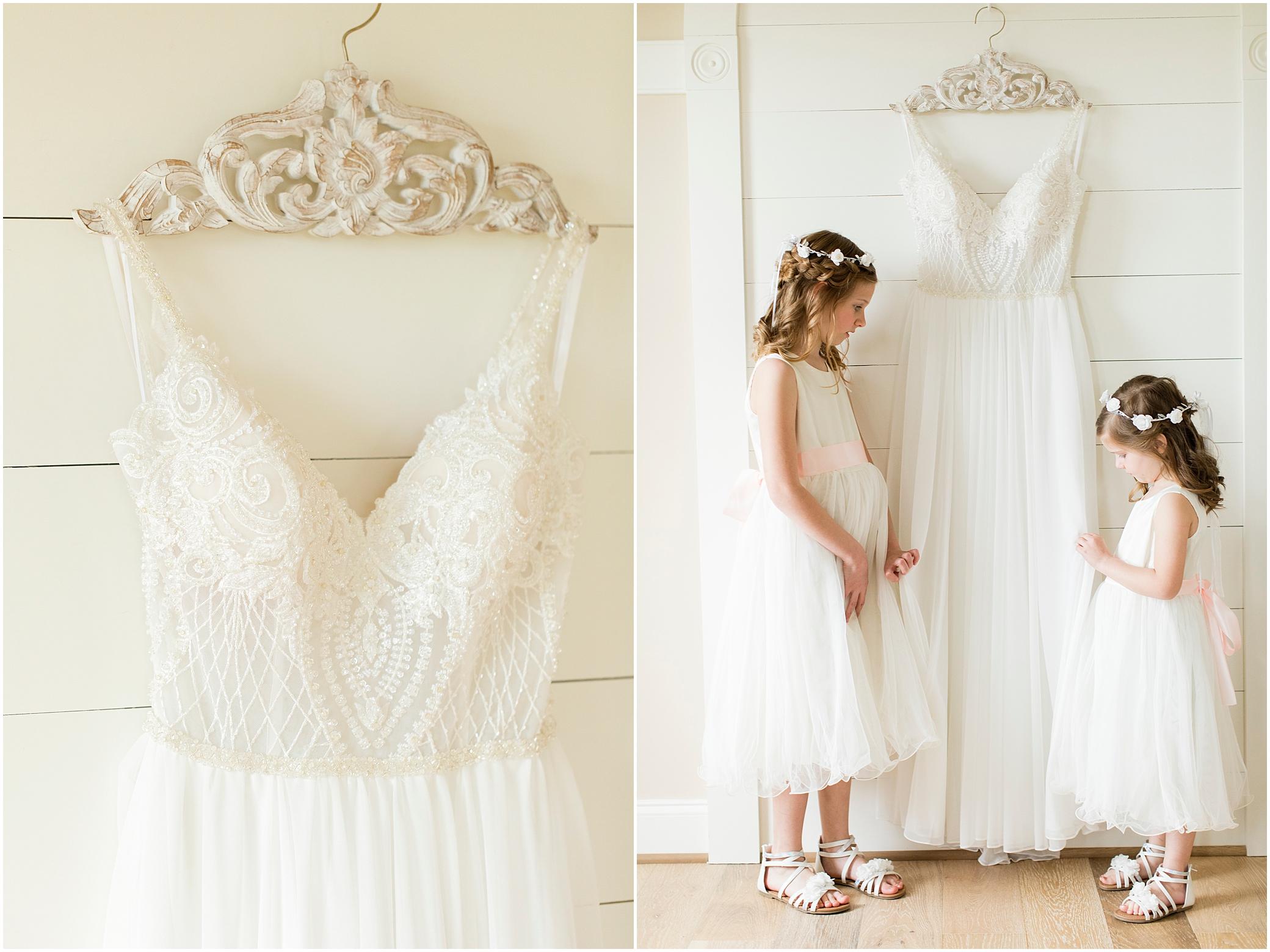 bridal suite at sierra vista wedding venue