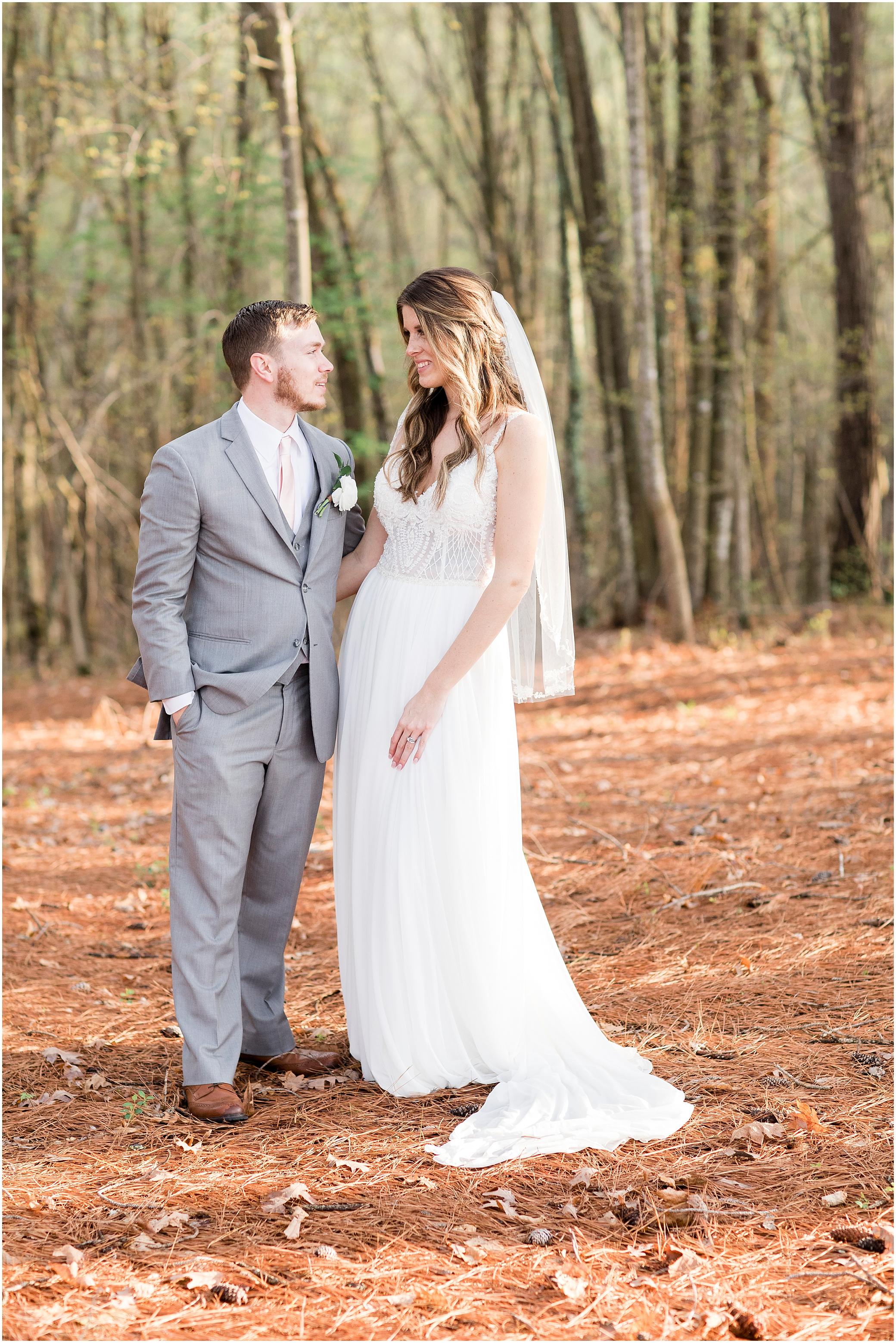 bride and groom at sierra vista wedding
