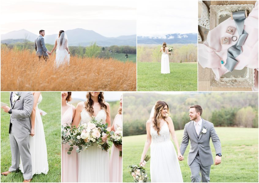 sierra vista wedding in the blue ridge mountains of virginia