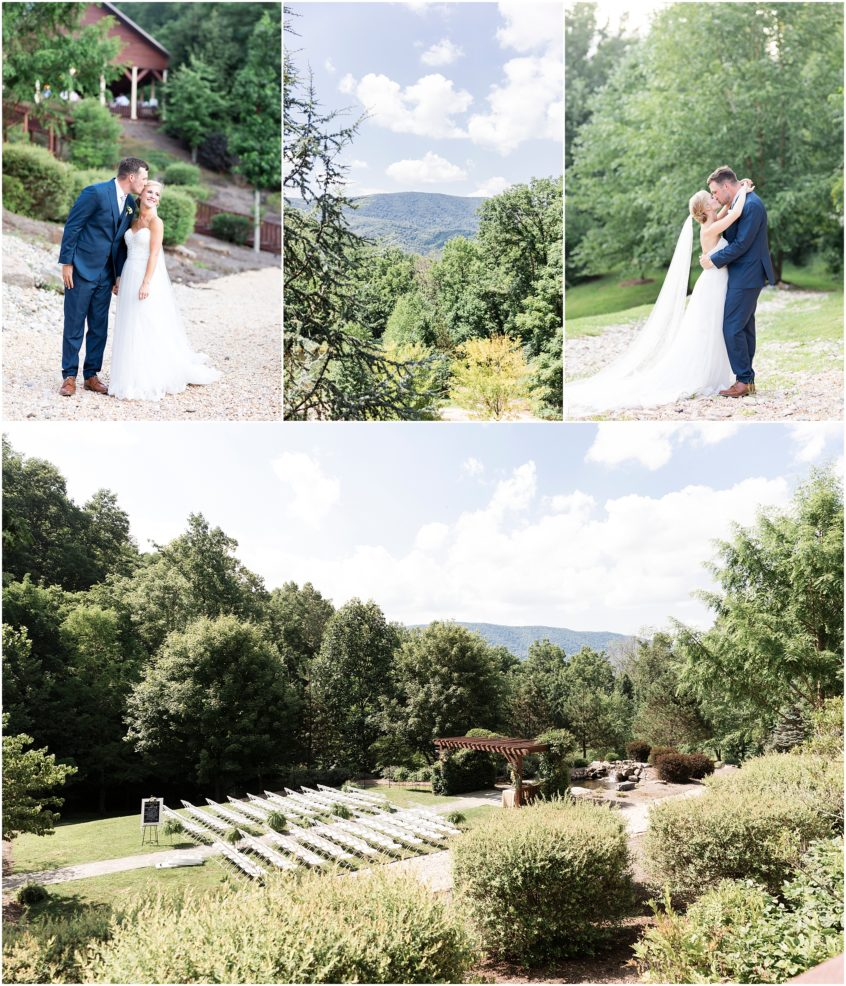 House Mountain Inn, Wedding in Lexington, Virginia wedding