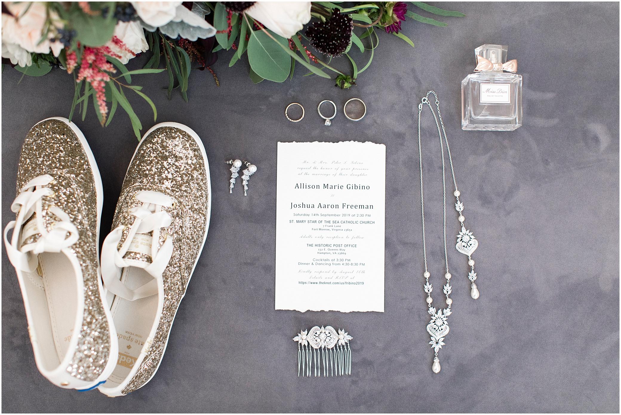 historic post office wedding bride details