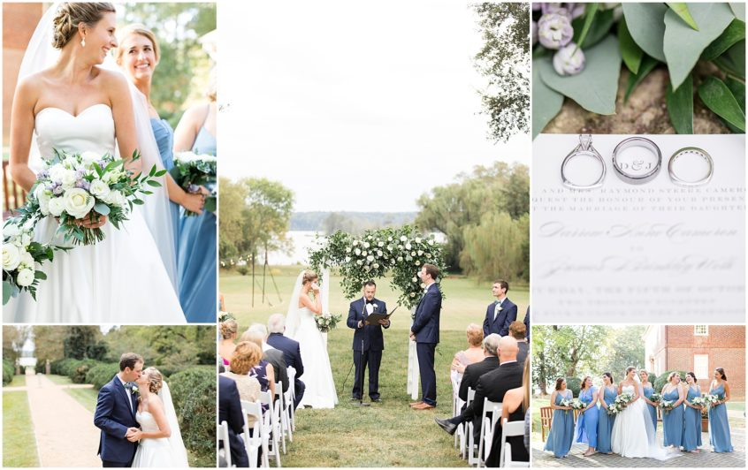 berkeley plantation wedding